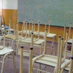SUSPENDIERON LAS CLASES EN TODOS LOS TURNOS PARA ESTE MIERCOLES