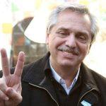 ALBERTO FERNANDEZ: «ENTRE LOS INTERESES DEL FMI Y DE LOS BANCOS, NOSOTROS ELEGIMOS LOS DE LA GENTE»