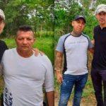 JUAN GUAIDO APARECE EN FOTOS CON NARCOS Y PARAMILITARES COLOMBIANOS