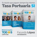 #BOLETACOMPLETA: AGRUPACIONES DEL FRENTE DE TODOS CONVOCAN A VOTAR LA LISTA COMPLETA