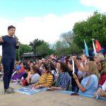 KICILLOF: «ES UNA ESTAFA REPARTIR BOLETAS CORTADAS»