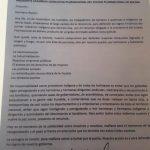 GOLPE EN BOLIVIA: LAS CARTAS DE «RENUNCIA OBLIGADA» DE EVO Y LINERA