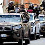 SALTA: INSOLITA INCURSION DE MILITARES GOLPISTAS BOLIVIANOS EN TERRITORIO ARGENTINO