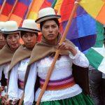 LA REVOLUCION DE LAS CHOLAS: ABUSOS SEXUALES, MIEDO Y DESINFORMACION EN BOLIVIA