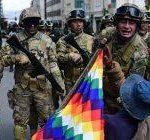EL GOBIERNO DE FACTO DE BOLIVIA AVANZA EN LA CRIMINALIZACION DEL MAS