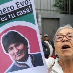 «VOLVERE CON MAS FUERZA Y ENERGIA», DIJO EVO ANTES DE PARTIR HACIA SU EXILIO