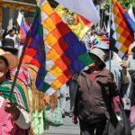 EL PUEBLO BOLIVIANO EXCLAMA QUE ESTA SIENDO ASESINADO