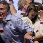 ESCANDALO: SE FILTRO VIDEO DE MACRI DE FIESTA CON SU GABINETE