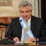 HISTORICO: EL DISCURSO COMPLETO DEL PRESIDENTE ALBERTO FERNANDEZ