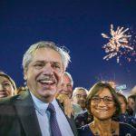 ALBERTO FERNÁNDEZ INAUGURÓ EL PARQUE RAÚL ALFONSÍN EN CATAMARCA